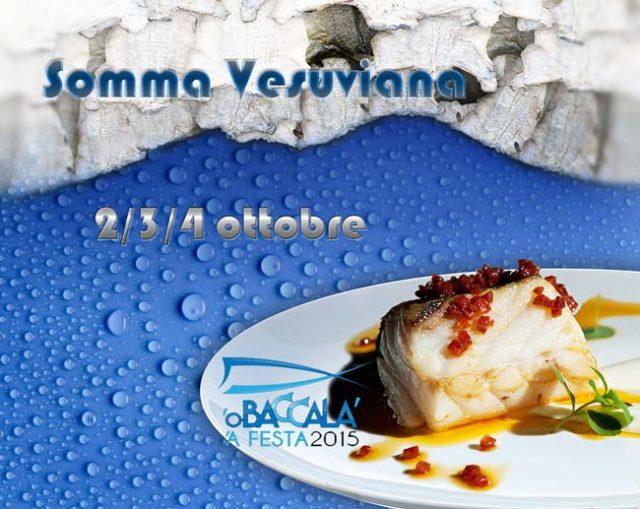 Festa del baccalà a Somma Vesuviana